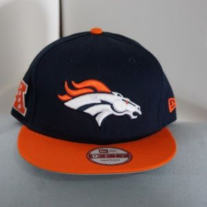 4737c26cc3f New Era Denver Broncos Snapback